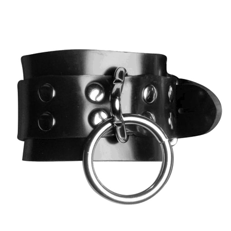 Locking Rubber Restraints - Ankle